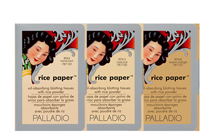 Palladio Rice Paper 40S Face