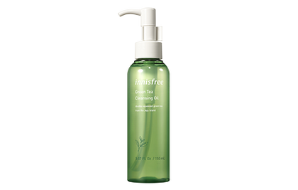 Innisfree Green Tea Cleansing Oil 150Ml Make Up Removers