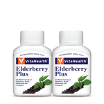 Vitahealth Elderberry Plus 450mg 2 x 90 Tablets