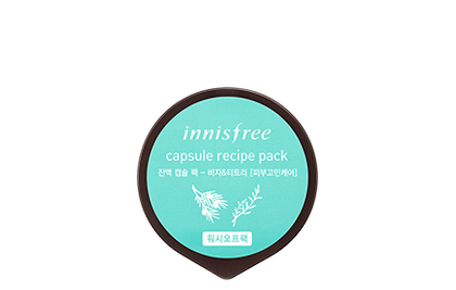 Innisfree Capsule Recipe Pack 10Ml Face Mask