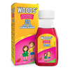WOODS' PEPPERMINT COUGH SYRUP CHILDREN 100ML