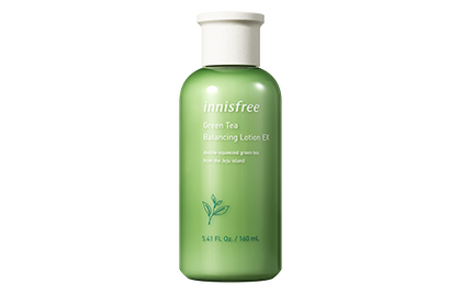 Innisfree Green Tea Balancing Lotion Ex 160Ml Face Moisturize