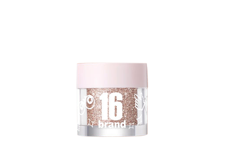 16Brand 16 Candy Rock Pearl Powder 1.8G 02 Champagne Eyes