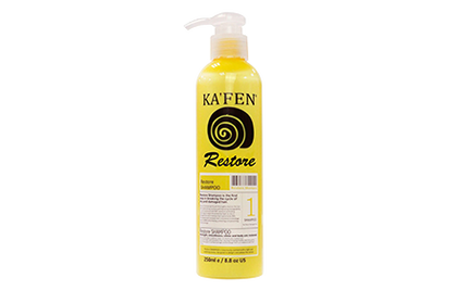 Kafen Snail Restore Shampoo 250Ml & Conditioner