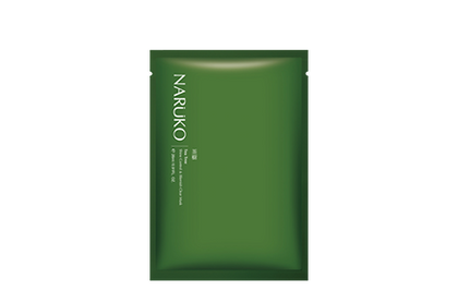 Naruko Tea Tree Shine Control & Blemish Clear Mask Face