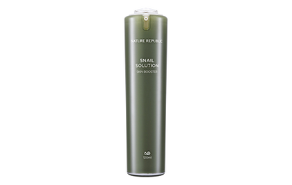 Nature Republic Snail Solution Skin Booster 120Ml Cleanse