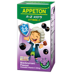 Appeton Activ-C Orange / Strawberry / Blackcurrant 100mg 60 Tablets