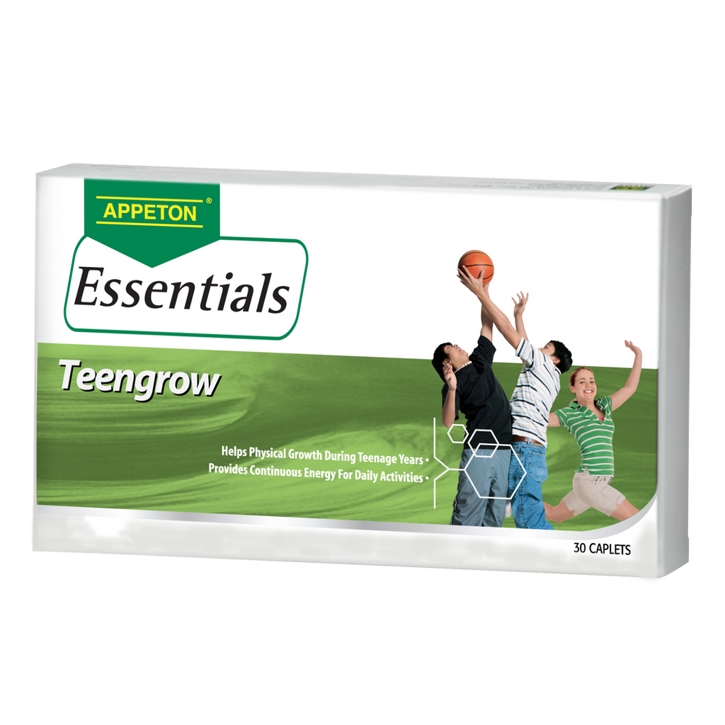 Appeton Essentials Teengrow 30 Caplets