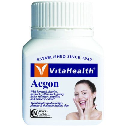 Vitahealth Acgon 682mg 60 Tablets