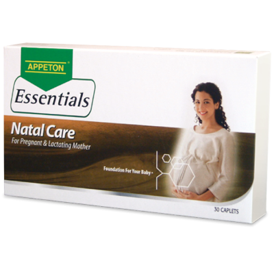Appeton Essentials Natal Care 30 Caplets