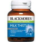 Blackmores Traditional Medicine Milk Thistle 60 / 60 x 2 Tablets