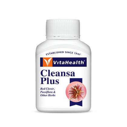 Vitahealth Cleansa Plus 130 Tablets Healthcare & Supplements