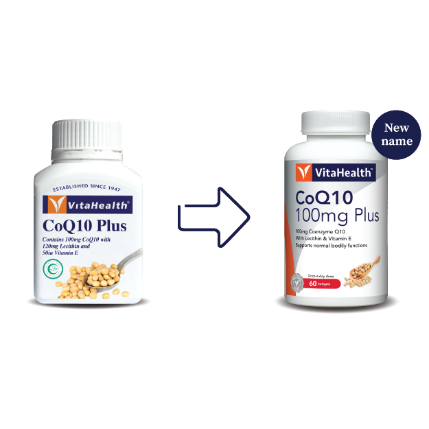 Vitahealth Coq10 Plus 60 + 30 Softgels Healthcare & Supplements