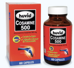 Hovid Cosamine 500mg Cap Bottle 60s