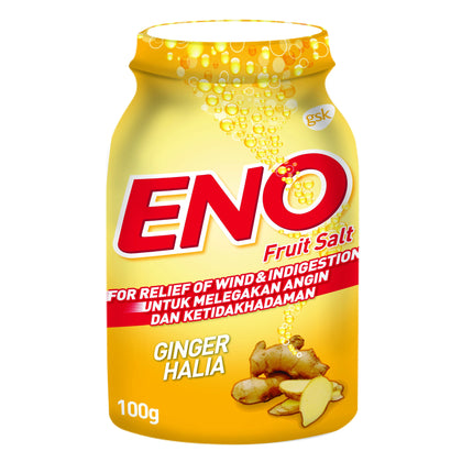 Eno Ginger 100G Bottle