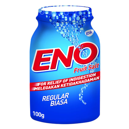ENO White Effervescent 100g Bottle