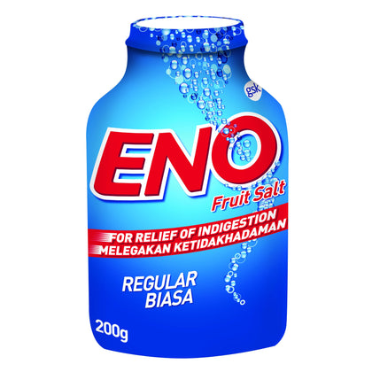 ENO White Effervescent 200g Bottle