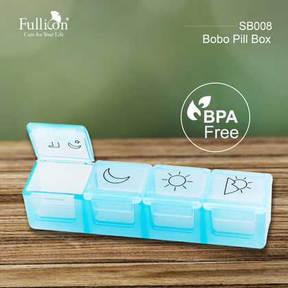 Fullicon Bobo Pill Box SB008