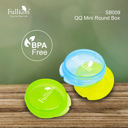 Fullicon Qq Mini Round Box Sb009