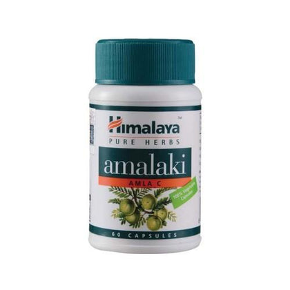 Himalaya Amalaki (Amla C) 60 Capsules Healthcare & Supplements