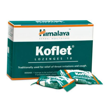 Himalaya Koflet Lozenges 10S Healthcare & Supplements