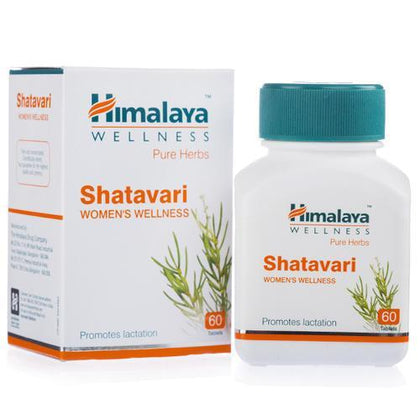 Himalaya Shatavari Womens Wellness 60S Healthcare & Supplements