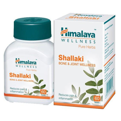 Himalaya Shallaki 60 Capsules Healthcare & Supplements