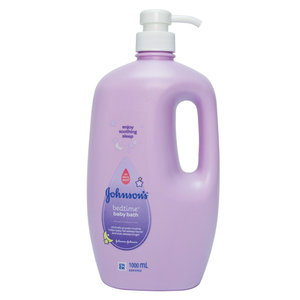 Johnson's Bedtime Baby Bath 200ml / 750ml / 1000ml