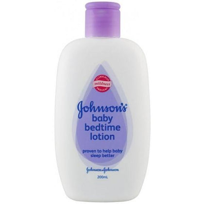 Johnsons Baby Bedtime Lotion 100Ml / 200Ml 500Ml
