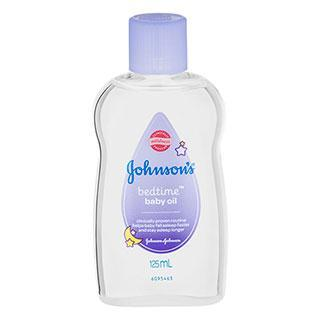 Johnsons Baby Oil Bedtime 50Ml / 125Ml