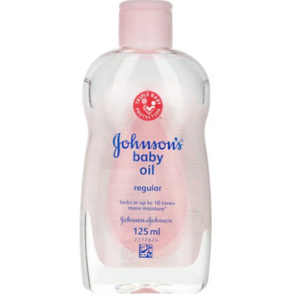 Johnson's Baby Oil Regular 50ml / 125ml
