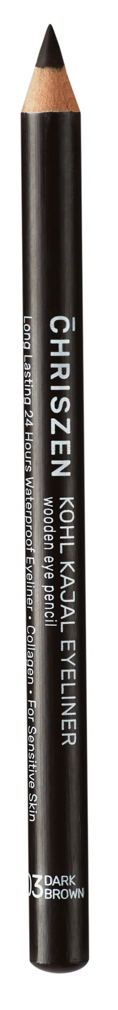 CZ KOHL KAJAL EYELINER WOODEN EYE PENCIL 1.0g