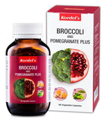 Kordel's Broccoli And Pomegranate Plus 60 Capsules