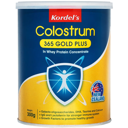 Kordel's Colostrum 365 Gold Plus 300g