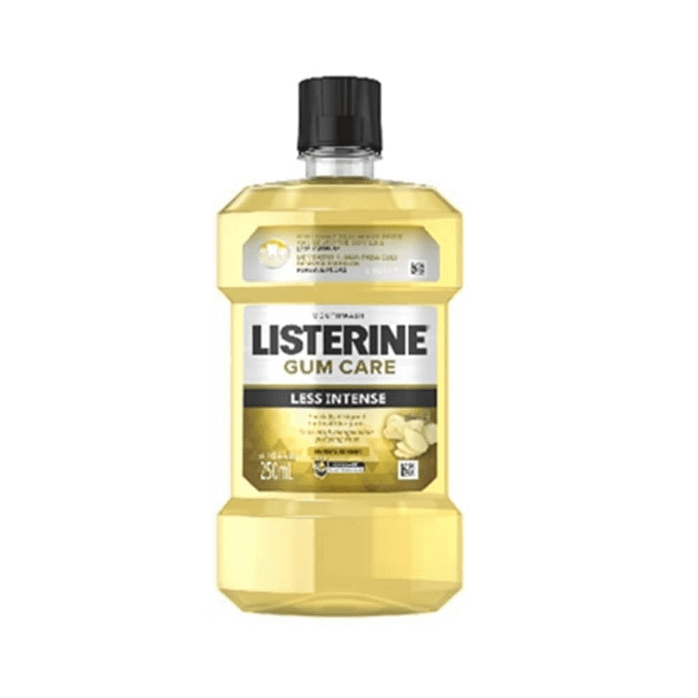 Listerine Gum Care Less Intense 250Ml / 750Ml