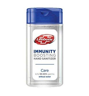 Lifebuoy Immunity Boosting Hand Santizer Care 50Ml