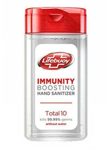 Lifebuoy Immunity Boosting Hand Santizer Total 10 50Ml