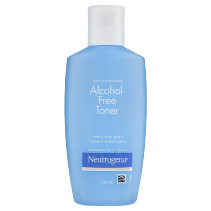 Neutrogena Alcohol Free Toner 150Ml Skin Care