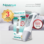 Novotemp TH50Z Multi-Function Infrared Thermometer