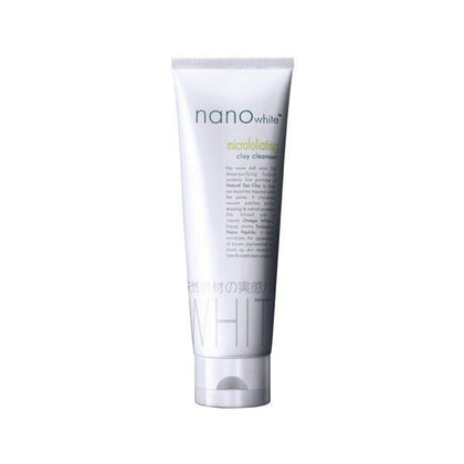 Nano White Microfoliating Clay Cleanser 100G