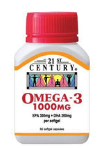 Hovid Omega 3 1000mg Bottle 60s