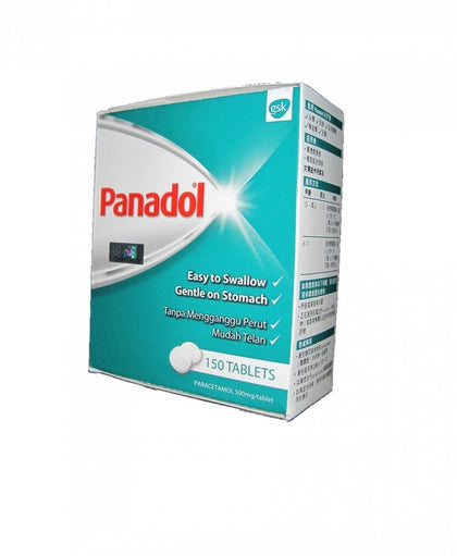 Panadol Coated Local 150S