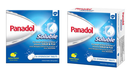 Panadol Soluble 20S