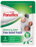 Panaflex Pain Relief Patch 2s