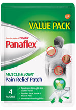Panaflex Pain Relief Patch 4s