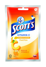 Scott's Vitamin C Mango 15s (Zipper Pack)
