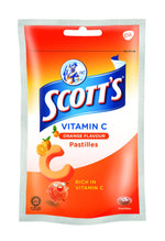 Scott's Vitamin C Orange 15s (Zipper Pack)