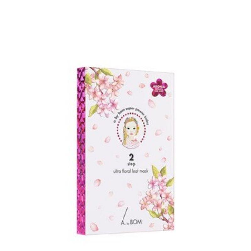 A. By Bom Ultra Floral Leaf Mask 31Ml 5S