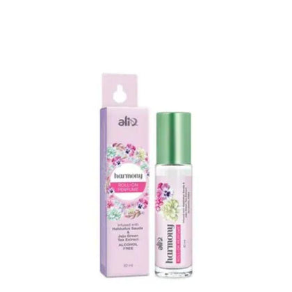Alia Floral Scented Roll On Perfume Harmony 10Ml