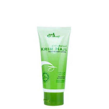 Amaxmall El Hajj Krim Haji Hand & Body Lotion 100Ml